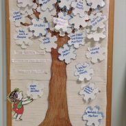 Preschool Winter Bulletin Boards