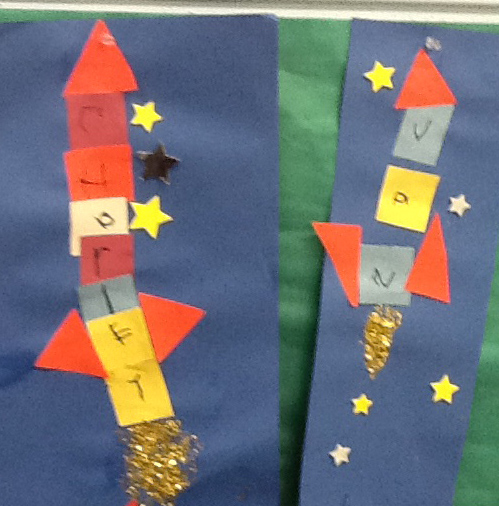 Just added to Teachers April Themes – Space!